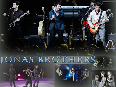 Jonas Brothers Wallpaper!