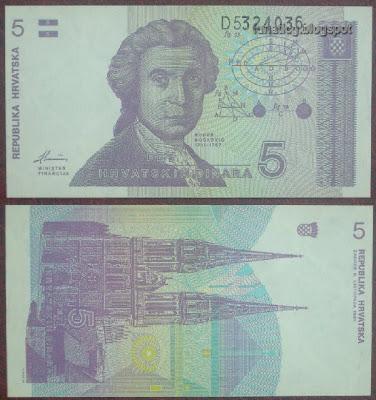 5 dinara
