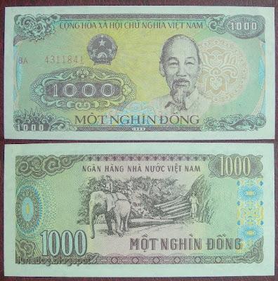 1000 dong