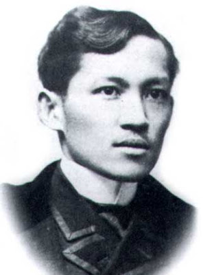 Jose Rizal portraits