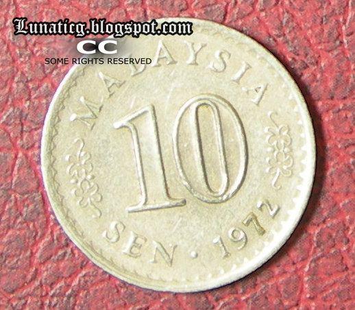 10 sen 1972