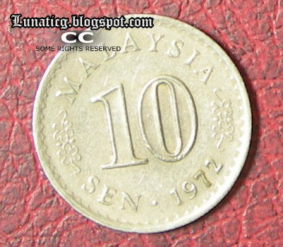 10 sen 1972