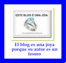 Premio : Este blog es una joya