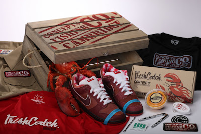 Accesorios de las Nike Dunk Low Premium Lobster