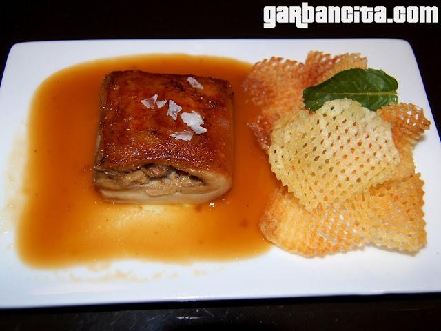 Cochino Melbourne: Taco de cochinillo crujiente