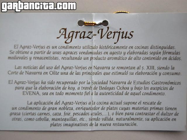 Agraz-Verjus