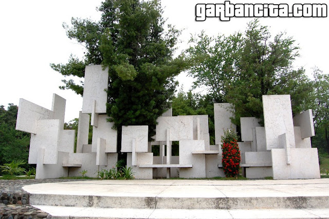 Bosque de los heroes, monumento en recuerdo a Ernesto Guevara