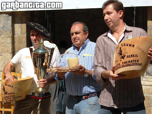 Miguel Ángel Iriarte Seguín, Iñaki Idoate y Javier Díaz