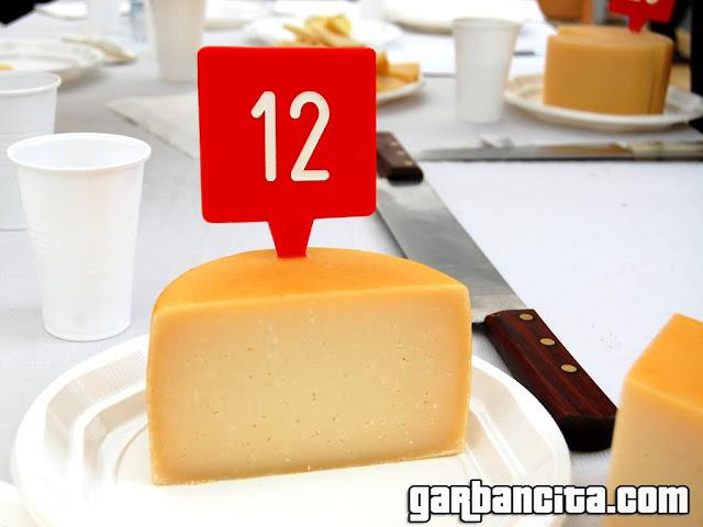 El queso ganador un Idiazabal ahumado de Queseria Remiro