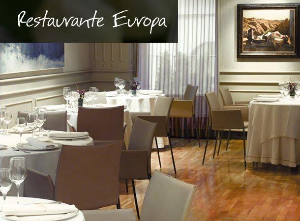 Restaurante Europa - Pamplona