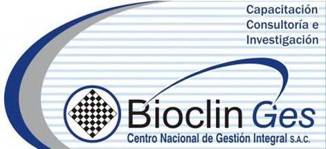 BIOCLIN GES   CAPACITACIONES