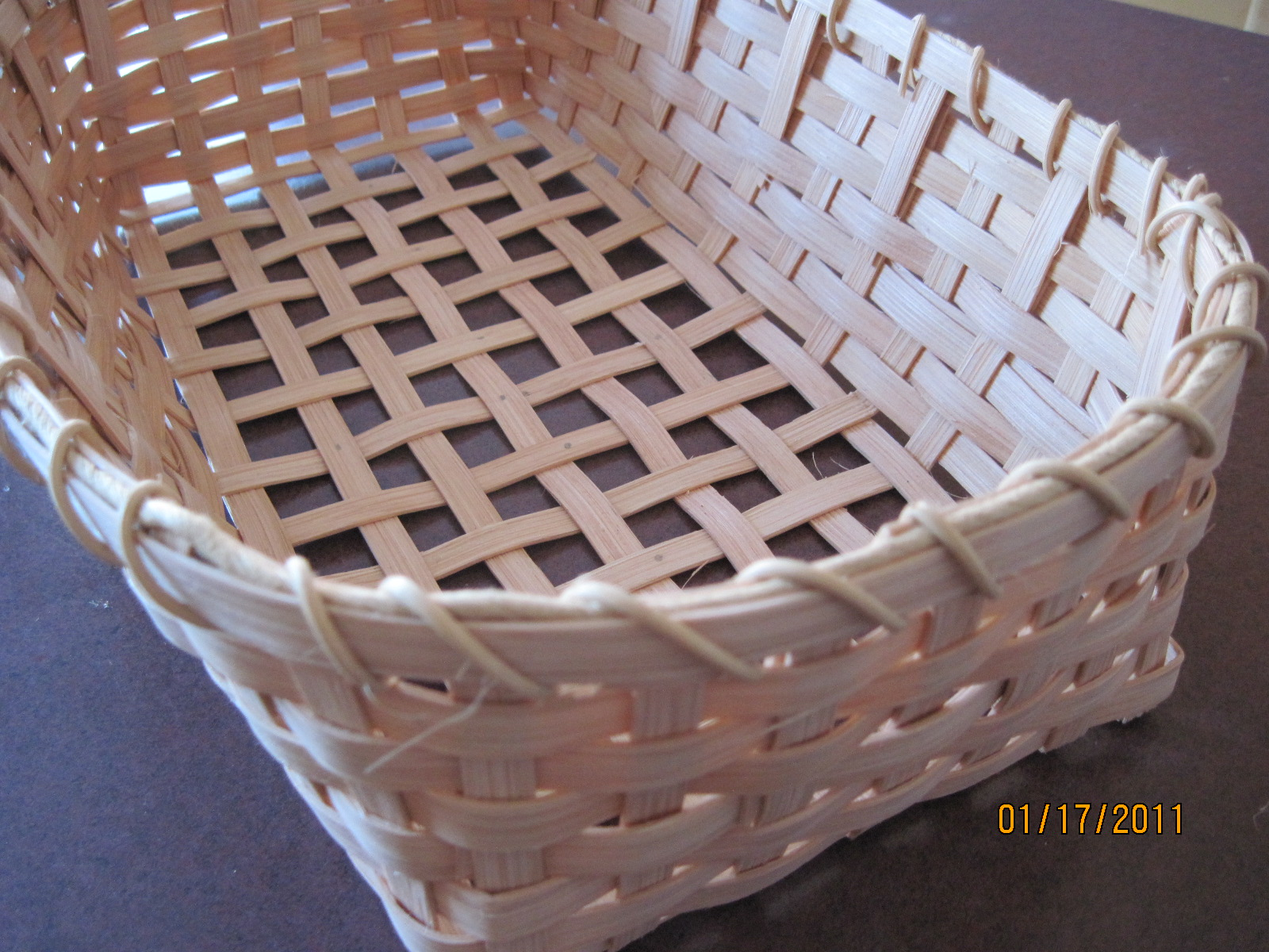 John Toft Basketry: January 2011