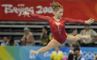 Shawn Johnson's memorable performance in Beijing