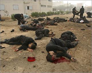 Palestinian policemen killed in Israeli attack