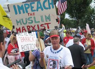 Impeach the Muslim marxist
