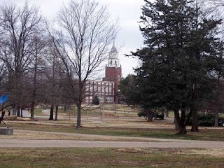Pulliam Hall, Southern Illinois University at Carbondale