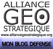 Mon Blog Défense est membre de l'Alliance Géostratégique