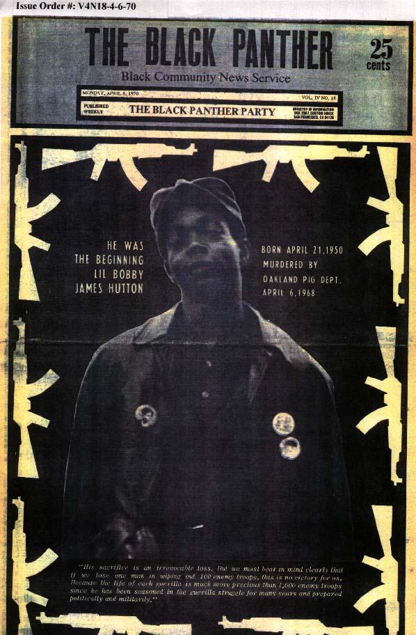 free poster review  black panther propaganda