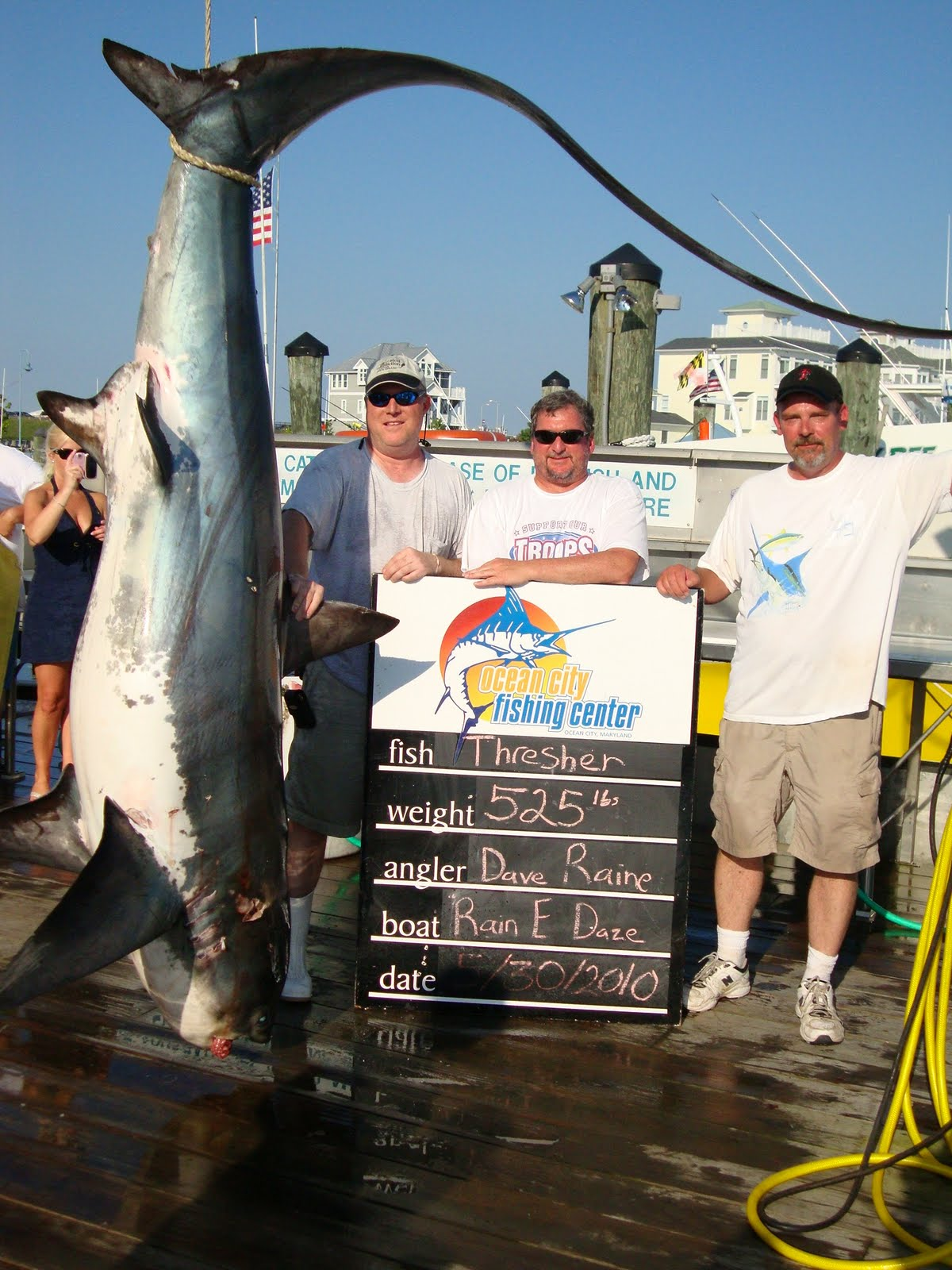 Key largo fishing charters backcountry and deep sea for Ocean city deep sea fishing