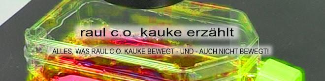 Raul C.O. Kauke Erzählt