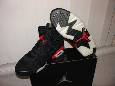 Air Jordan 6s Pic #4