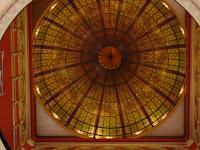 queen victoria ceiling