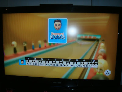 Perfect Wii 100 Pin Bowling Game