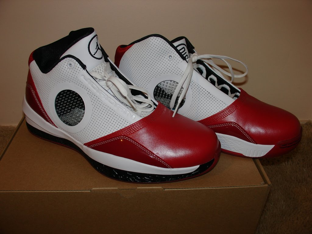 My Jordan Shoes