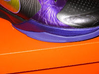 Nike Zoom Kobe Vs - Lakers Colours