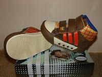 Adidas Disney Vulkid Mid CF I - Woody