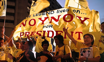 Noynoy Rally