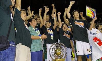 2008 PBA All-Filipino Cup Champs
