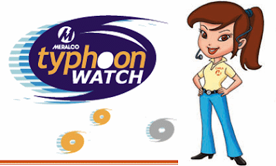Meralco's Typhoon Watch Tips