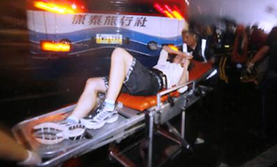 Injured Hostage