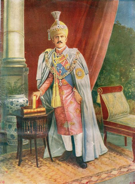Last Nizam of Hyderabad