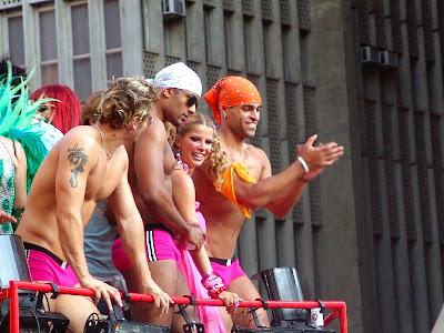 tokyo lesbian gay parade 2005