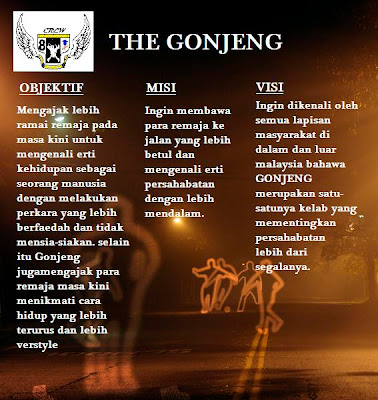 kami the gonjeng crew