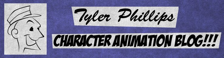 Tyler Animation Blog