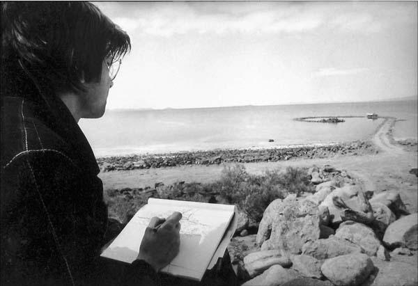 robert smithson spiral jetty essay 1972