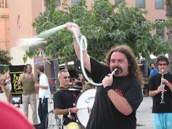 The Hose Trumpet