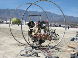 Kinetic Art Car