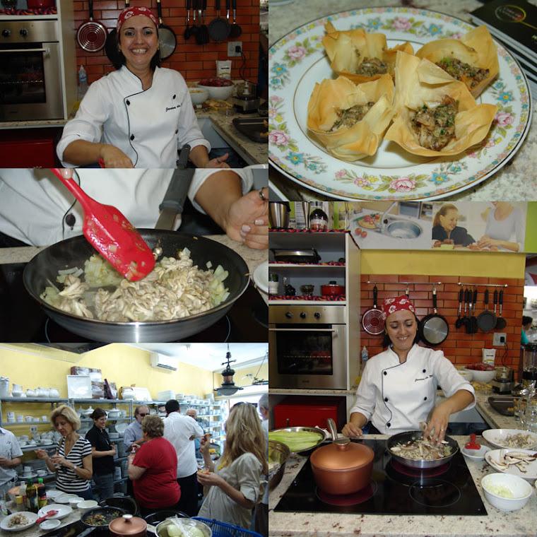 Chef Janaina da Matta