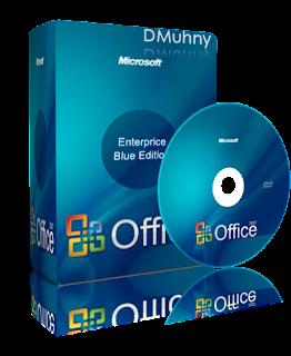 Microsoft Office 2007 Blue Edition 2jg6kgx