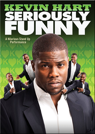 kevin hart seriously funny dvd. Kevin Hart: Seriously Funny