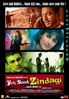 Download Yeh Saali Zindagi Movie poster