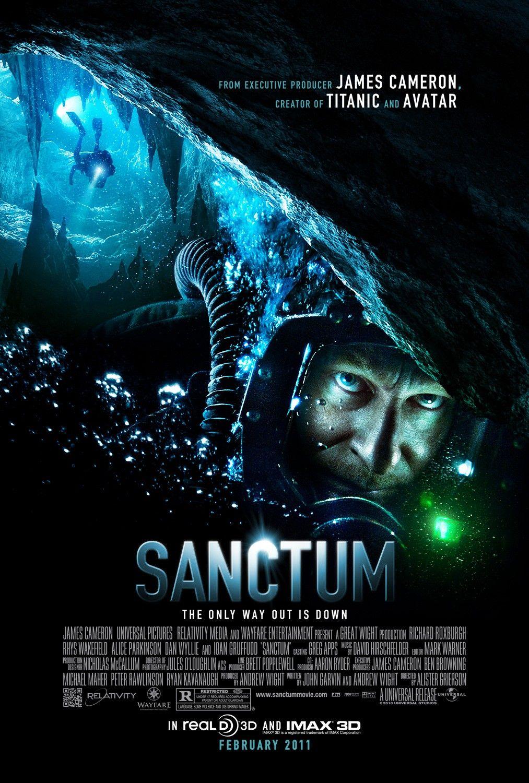 مشاهدة فيلم SancTum 2011 اونلاين
