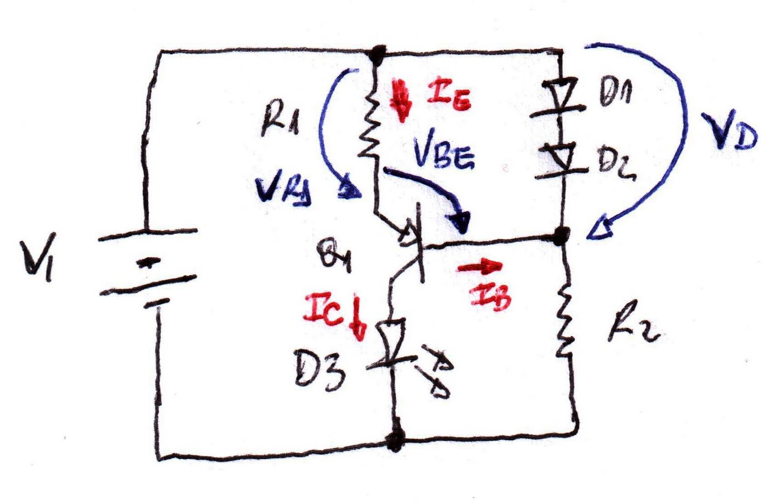 Circuito Zener : Eletrônica na bancada: tutorial:calcule seus resistores e faça