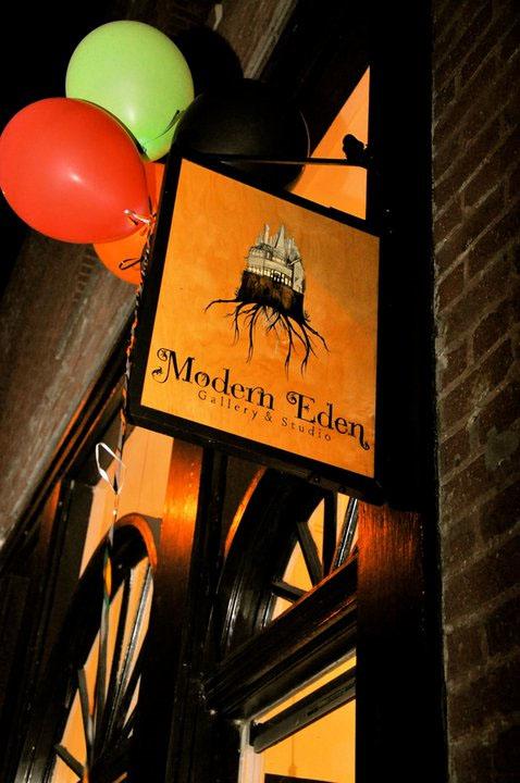 modern eden halloween bazaar october 16 2010