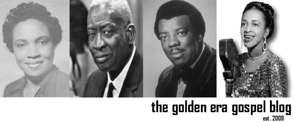 The Golden Era Gospel Blog