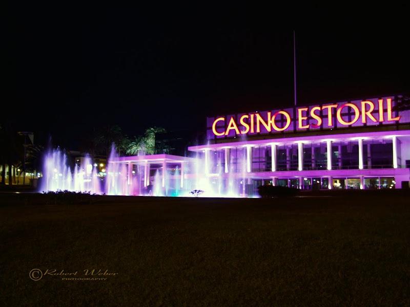 Casino's fountains